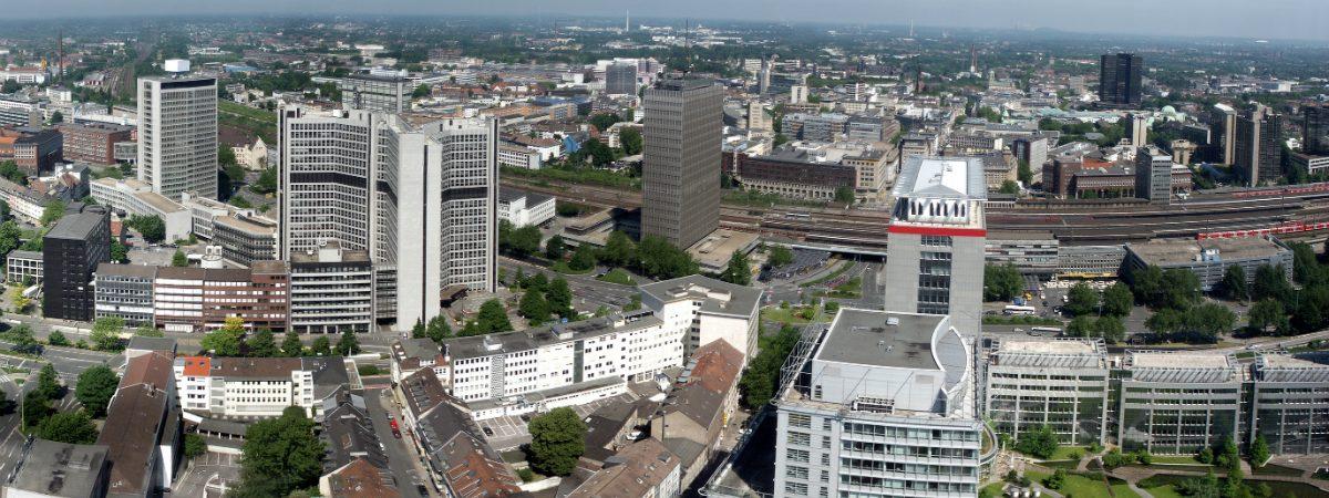 Stadt Essen header