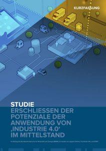 thumbnailofStudie Industrie  BMWi Kurzfassung