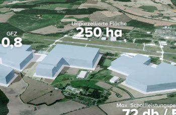 Industriestandort Rostock Laage