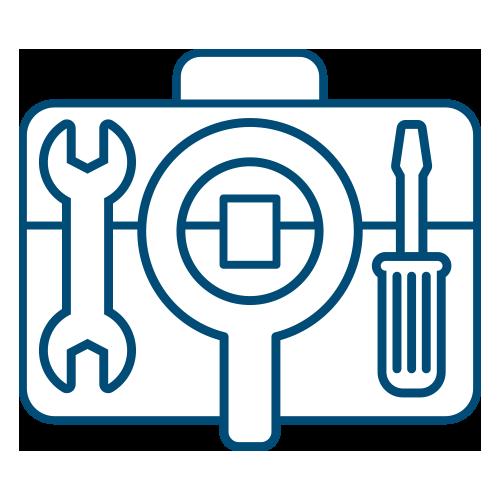icon leistung digitaletransform potenzialcheck