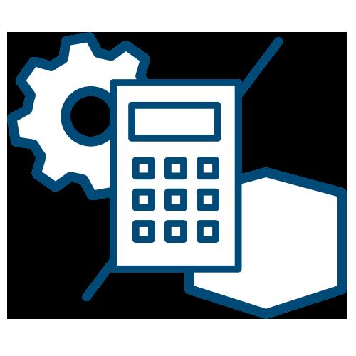 icon leistung operationalex prozesskosten