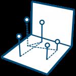 icon leistung scb netzwerksimulation