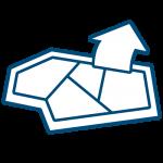 Entwicklungskonzepte Gewerbeflächen icon