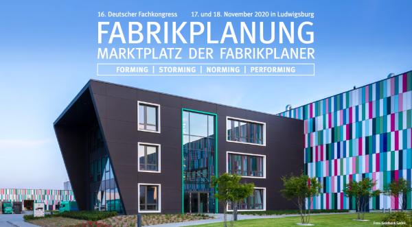 Fachkongress Fabrikplanung