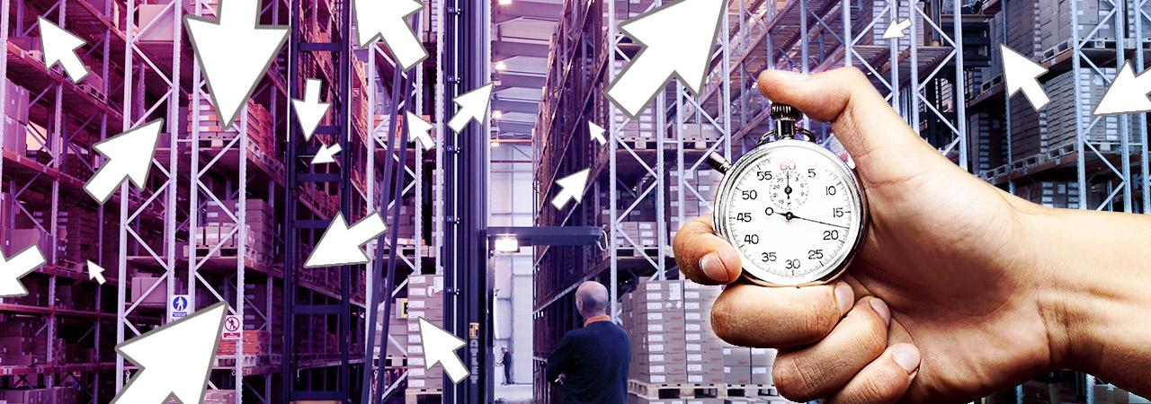 Logistikplanung E-Commerce