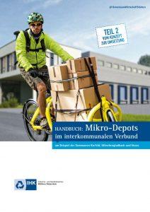Handbuch: Mikro-Depots im interkommunalen Verbund – Vom Konzept zur Umsetzung